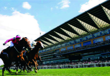 Sagaro Stakes at Ascot