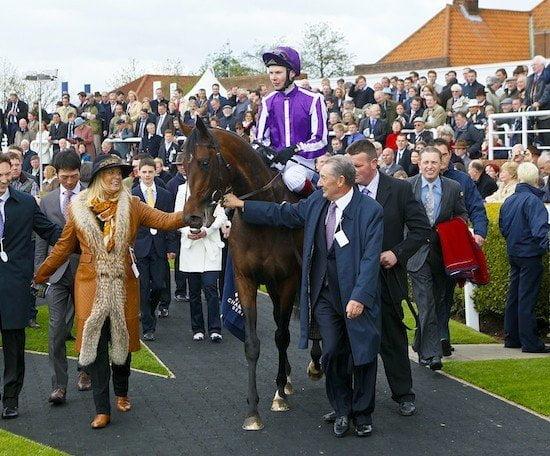 Epsom Derby Jockey