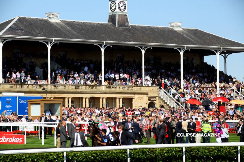 GUIDE TO THE ST LEGER
