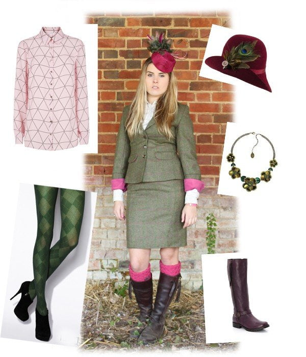 What to Wear to Cheltenham Racecourse, What to Wear to Cheltenham