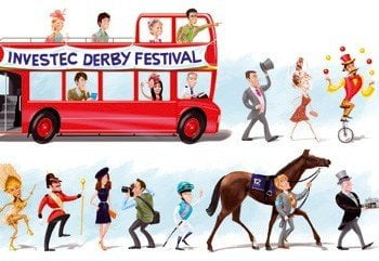 The Derby by Henry Birtles