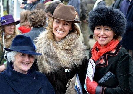 Cheltenham Festival Ladies' Day