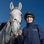 Victoria Pendleton – the jockey!