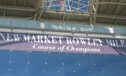 Raceday Programme for Newmarket's Future Champions Festival