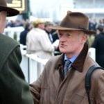Cheltenham Festival 2021: Monkfish wins 'most nerve racking race ever' for Willie Mullins
