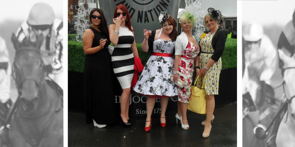 Grand National Ladies Day 2016