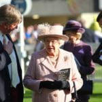 Her Majesty The Queen is inducted into British Flat Racing Hall of Fame