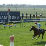 GUINEAS FESTIVAL: An All-time Classic – Frankel in 2011