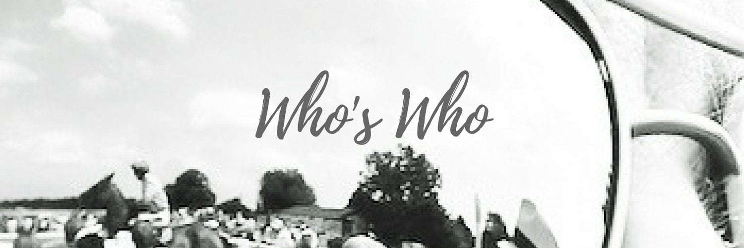 Guide to Racing - Who's Who
