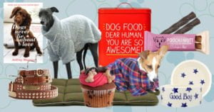 Gorgeous Gifts for Lucky Dogs