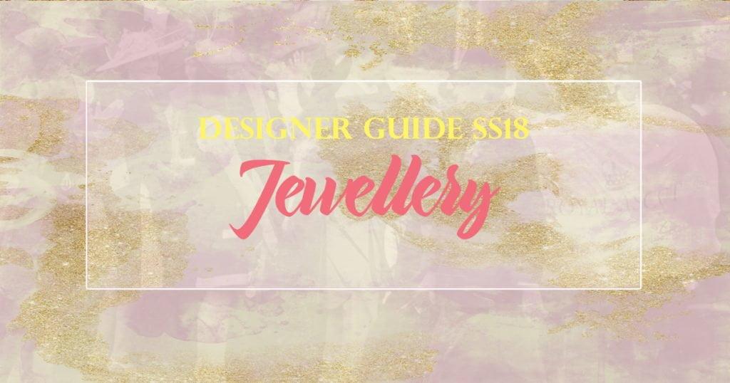 Jewellery Designers To Follow