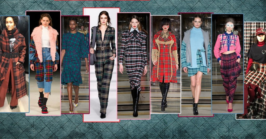 London Fashion Week Autumn/Winter 2018