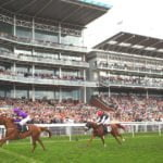 One Voice looks a worthy adversary for Love in Yorkshire Oaks
