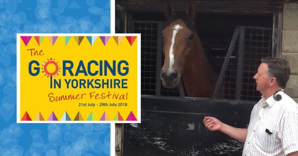 GO RACING IN YORKSHIRE SUMMER FESTIVAL 2018