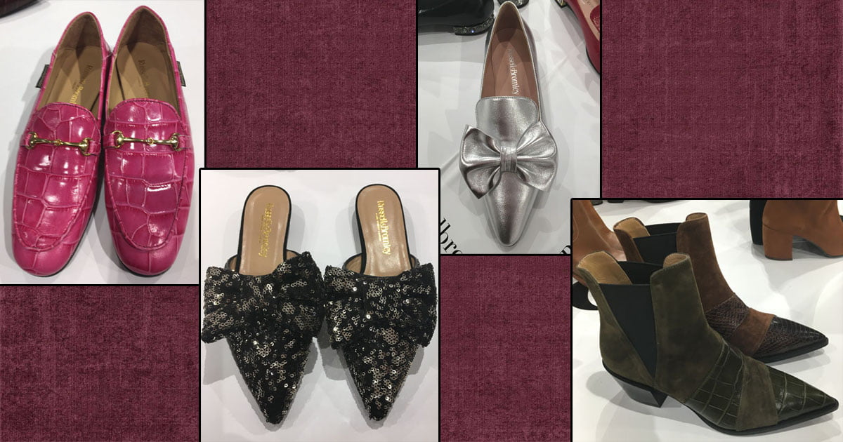 Russell \u0026 Bromley AW19 Shoe Collection