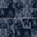 Celebrity designer items go on sale for Cudoni's Women's Aid campaign