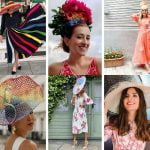 Royal Ascot 2020: At Home Fashion with Celebs and Influencers - Day 1