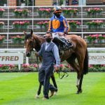 Royal Ascot 2020 Day 4: Santiago a comfortable winner of Queen's Vase