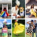 Royal Ascot 2020: At Home Fashion with Celebrities and Influencers - Day 5