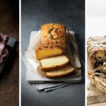 Afternoon Tea: Three Summer Loaf Cakes