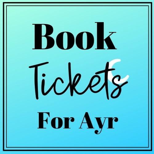 Book tickets for Ayr Racecourse