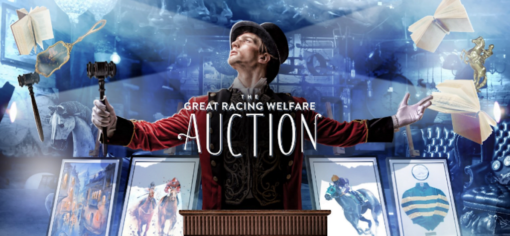 Racing Welfare Auction