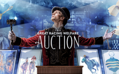 The Great Racing Welfare Auction: Now Live!