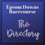 Epsom Downs Racecourse Guide