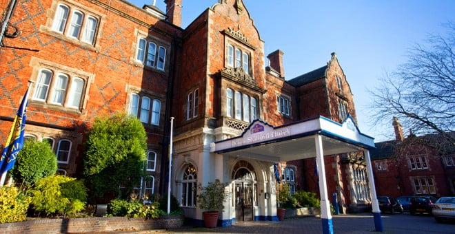 Britannia North Stafford Hotel 1