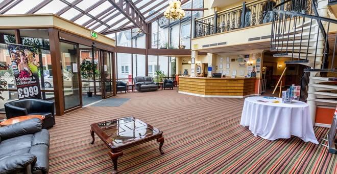 Britannia Wigan Hotel 1
