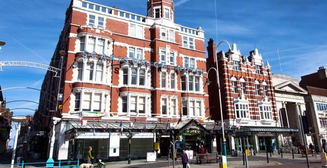 Britannia scarisbrick hotel 1
