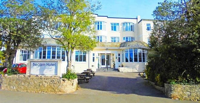 Trecarn Hotel Torquay 1