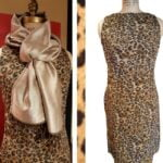 Couture Comment: Animal Printed Fabrics - Timeless Modern Print