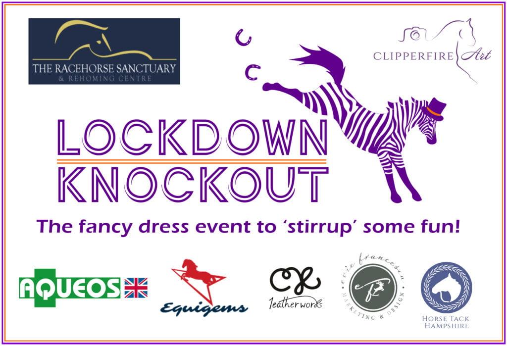 The Racehorse Sanctuary, Lockdown Knockout