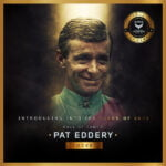 Jockey Pat Eddery inducted into British Flat Racing Hall of Fame